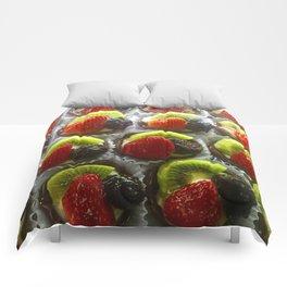 Sweet Tarts Comforters