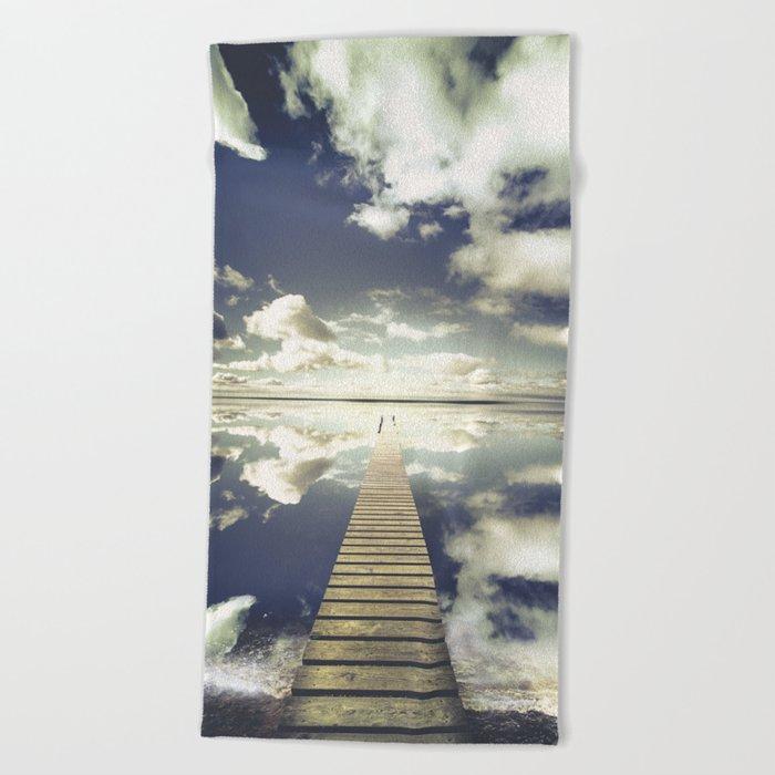 Vanity Beach Towel