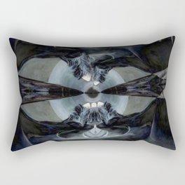 Werewolves of Winter Rectangular Pillow