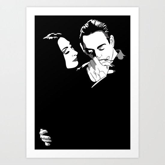 Gomez & Morticia by pcmdesigner