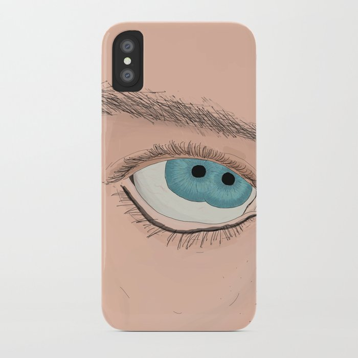 see, see. iPhone Case