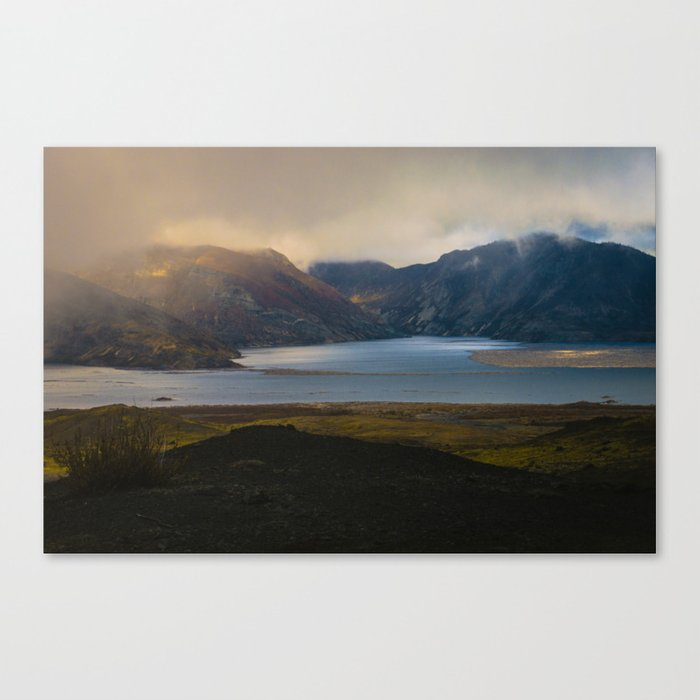 Spirit Lake Canvas Print