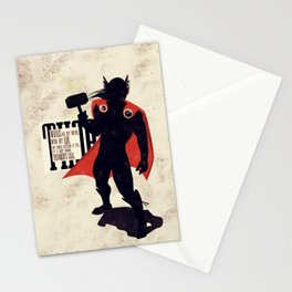 Thor: Call of Thunder Stationery Cards