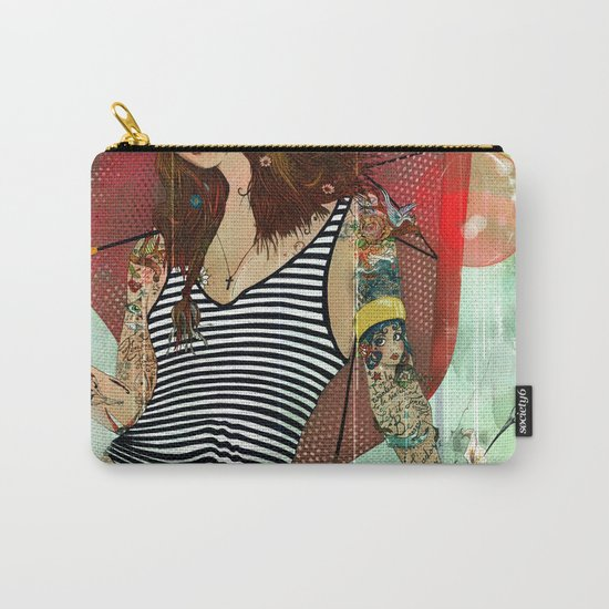HOTEL PARADISO Carry-All Pouch