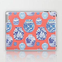 Chinoiserie Ginger Jar Collection No.4 Laptop & iPad Skin