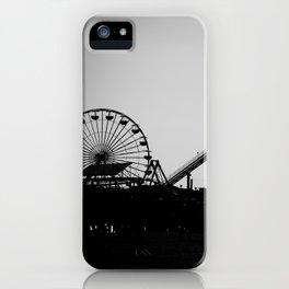 Santa Monica Pier iPhone Case
