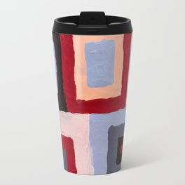 Spacetime connections Travel Mug