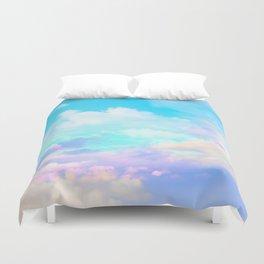 beautiful sky Duvet Cover
