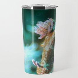 Ethereal nudibranch Travel Mug