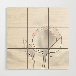 Inktober 2018: Gift Wood Wall Art