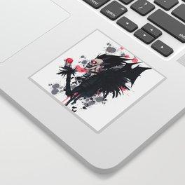 The Shinigami Sticker