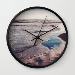 Wash Ashore Wall Clock
