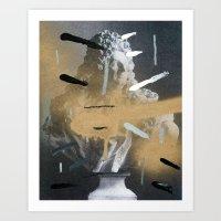 Composition 531 Art Print