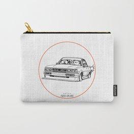 Crazy Car Art 0209 Carry-All Pouch