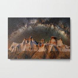 Cappadocia galaxy Metal Print