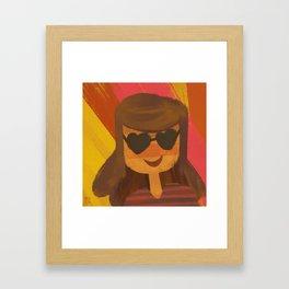 Summer Summer Framed Art Print