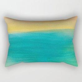 Ocean Sunset Series, 3 Rectangular Pillow