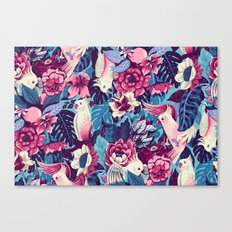Florida Tapestry Canvas Print
