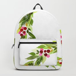 Whispering Pine Cones Backpack