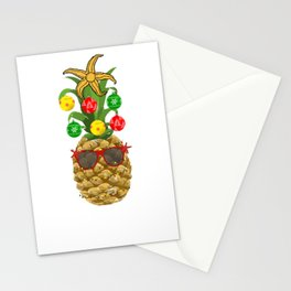Mele KalikiMaka Aloha Christmas Stationery Cards