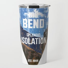 Big Bend Travel Mug