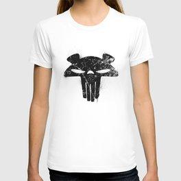 The Mega Plush Skull T-shirt