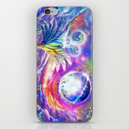 Bio Space iPhone Skin
