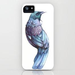 Tui Bird iPhone Case