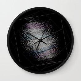 Dark nigh-t #4 Wall Clock