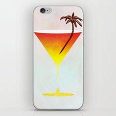 Rum Cocktail iPhone & iPod Skin