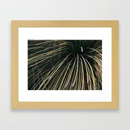 fleurir Framed Art Print