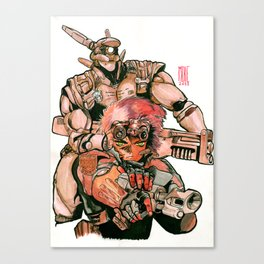 Appleseed Canvas Print