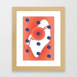 Fragments 02 Framed Art Print