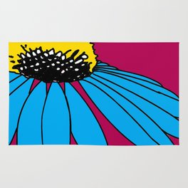 The ordinary Coneflower Rug