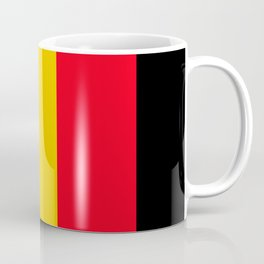 Rastafari Colors Coffee Mug