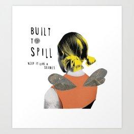 New Built To Spill Art Print
