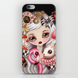 Through Her Eyes iPhone Skin