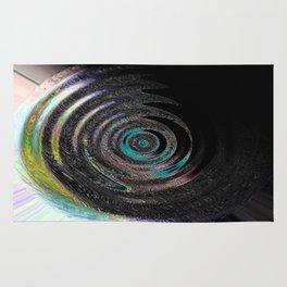 Color Wheel Rug