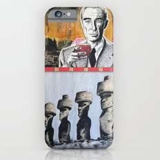 Oppenheimer's Deadly Tiki Toys Slim Case iPhone 6s