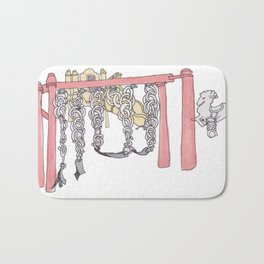 Cheeseman Park Bath Mat