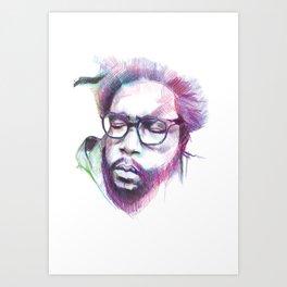 ?Love Art Print