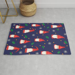 Christmas Gnomes- Hope for Lizzy Fundraiser Rug