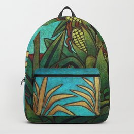 Summer Cornfield Backpack