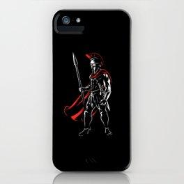 Spartan 300 iPhone Case