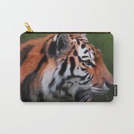 A Leader - Siberian Tiger Art Carry-All Pouch