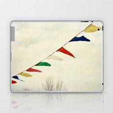 winter happiness Laptop & iPad Skin