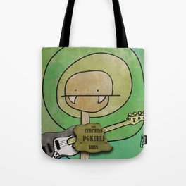 Pgkhlf from Cerchiks (Bass) Tote Bag