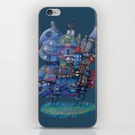 Fandom Moving Castle iPhone Skin