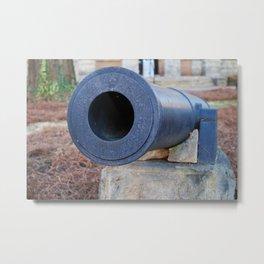 1804 Cannon  Metal Print