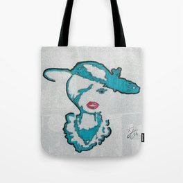A WATCHNIGHT DIVINE Tote Bag
